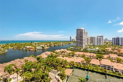 Aventura Condo For Sale: 21050 Point Pl #1506