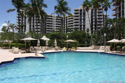 Towers Of Key Biscayne Condo For Sale: 1121 Crandon Blvd #F203