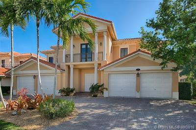 Cutler Bay Single Family Home For Sale: 7840 SW 195th Ter