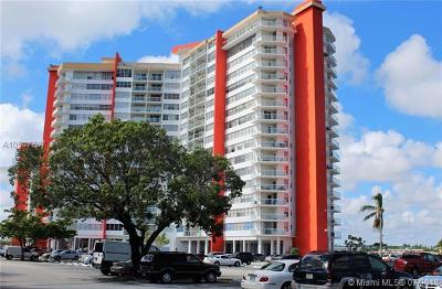 Miami Condo For Sale: 1351 NE Miami Gardens Dr #1711E