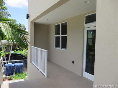 Miami Condo For Sale: 1578 NE 110 St #1