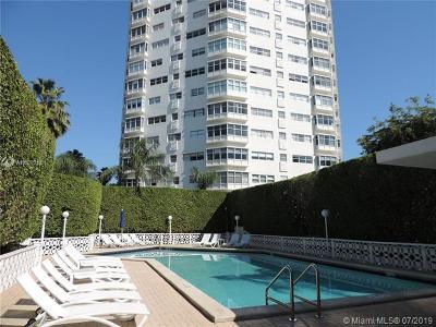 Miami Beach Condo For Sale: 1881 Washington Ave #8B