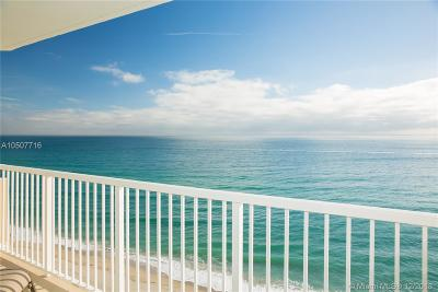 Hallandale Condo For Sale: 1950 S Ocean Dr #12Q