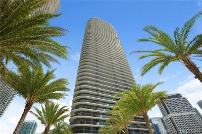 Miami FL Condo For Sale: $1,490,000