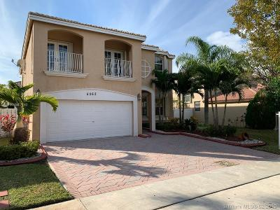 Miramar Single Family Home For Sale: 5262 SW 158th Ave