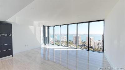 Miami Condo For Sale: 1451 Brickell Ave #1701