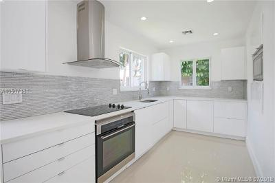 Miami Single Family Home For Sale: 4655 SW 14th St