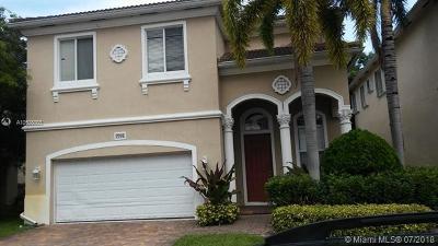 Boynton Beach Single Family Home For Sale: 7988 Tangelo Dr