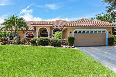 Plantation Single Family Home For Sale: 11600 NW 24th St