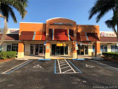 Homestead Business Opportunity For Sale: 28854 S Dixie Hwy