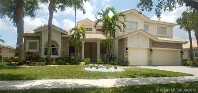 Cooper City Single Family Home For Sale: 12900 Country Glen Dr