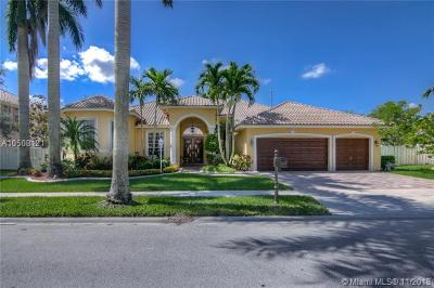 Pembroke Pines Single Family Home For Sale: 13746 NW 18th Ct