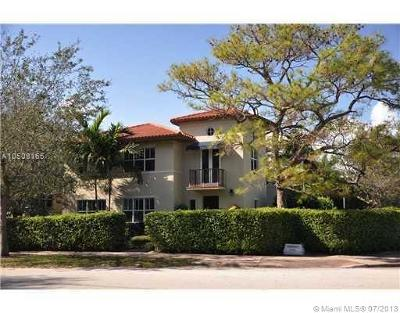 Coral Gables Rental For Rent: 453 Menendez Ave #1