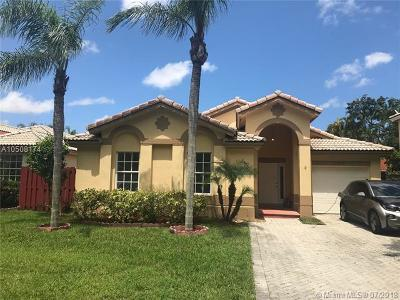 Miami Rental For Rent: 14271 SW 154 Ct