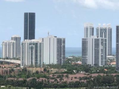 Miami-Dade County Condo For Sale: 20301 W Country Club Dr #2528