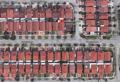 Hialeah Gardens Single Family Home For Sale: 8903 NW 114th St
