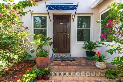Miami Single Family Home For Sale: 651 NE 72nd Ter