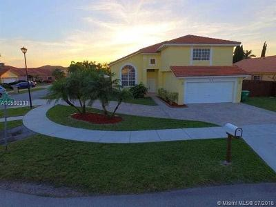 Miami Rental For Rent: 9118 SW 165th Pl