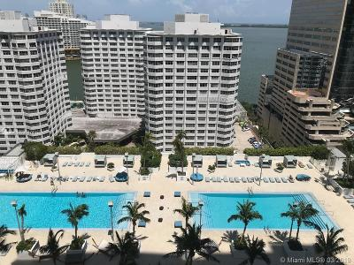 Miami Condo For Sale: 951 Brickell Ave #2004