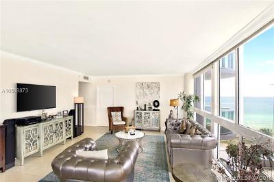 Miami Beach Condo For Sale: 6365 Collins #1007