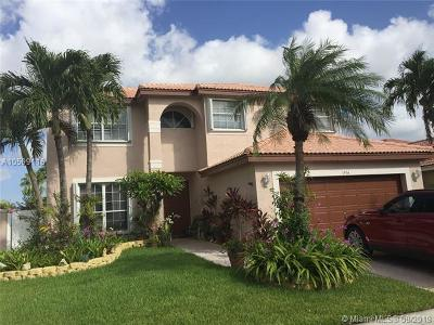 Miramar Single Family Home For Sale: 1954 SW 180th Ter
