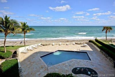 Tequesta Condo For Sale: 200 Beach Road #203