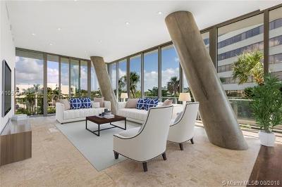 Coconut Grove FL Condo For Sale: $3,300,000