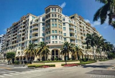 Boca Raton Condo For Sale: 99 SE Mizner Blvd #635