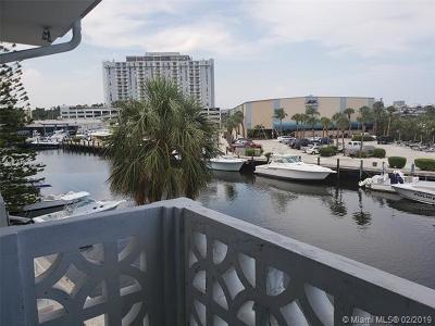 North Miami Condo For Sale: 13105 Ixora Ct #300