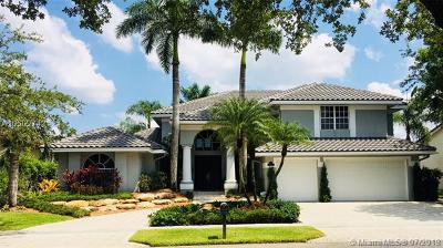 Cooper City Single Family Home For Sale: 10733 Denver Dr