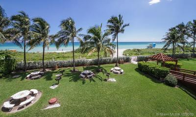 The Sterling, The Sterling Condo Rental For Rent: 6767 Collins Ave #203