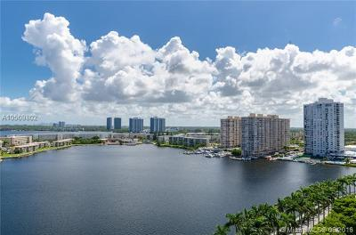 Aventura Condo For Sale: 2851 NE 183rd St #1614E