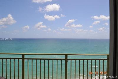 Hallandale Condo For Sale: 2080 S Ocean Dr #1211