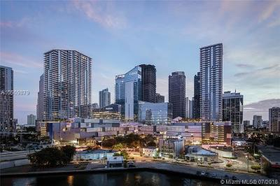 Brickell City Centre, Rise Brickell City, Rise Brickell City Center, Rise, Rise Condo, Rise Condominium Condo For Sale: 88 SW 7th St #3610