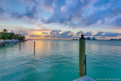 Miami Beach Residential Lots & Land For Sale: 6050 N Bay Rd