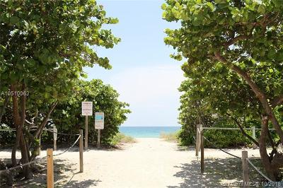 Surfside Condo For Sale: 9273 S Collins Ave #701