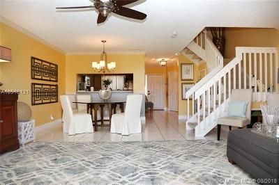 Plantation Condo For Sale: 10630 NW 14th St #111