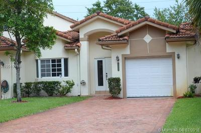 Cooper City Single Family Home For Sale: 5970 SW 99ter