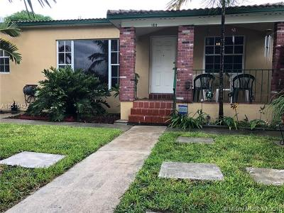 Hialeah Single Family Home For Sale: 180 W 60th St