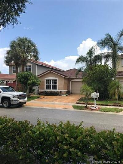 Boynton Beach Single Family Home For Sale: 4724 Concordia Ln