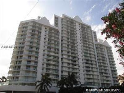 Miami Beach Condo For Sale: 5900 Collins Ave #607