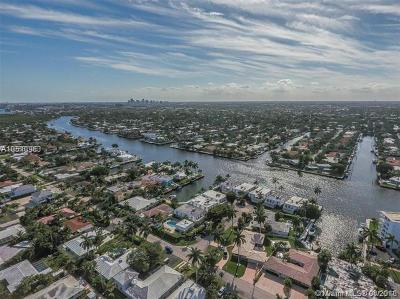 Fort Lauderdale Condo For Sale: 2715 N Ocean Blvd #8E