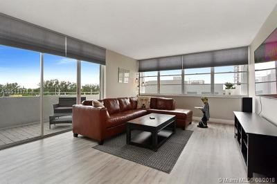Fort Lauderdale Condo For Sale: 1170 N Federal Hwy #511
