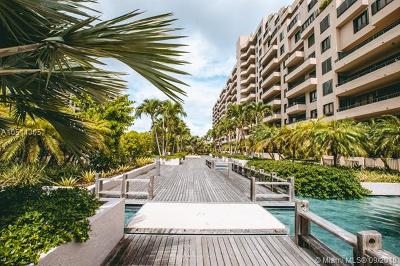 Key Biscayne Condo For Sale: 151 Crandon Blvd #936