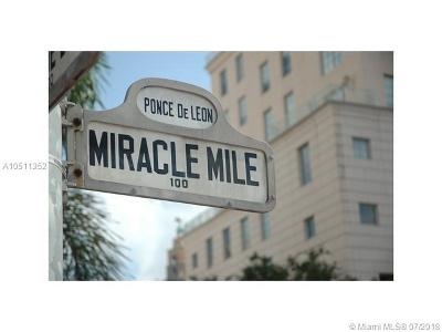 Coral Gables Condo For Sale: 1805 Ponce De Leon Blvd #711