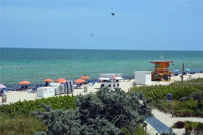 Miami Beach Condo For Sale: 7135 Collins Ave #1435