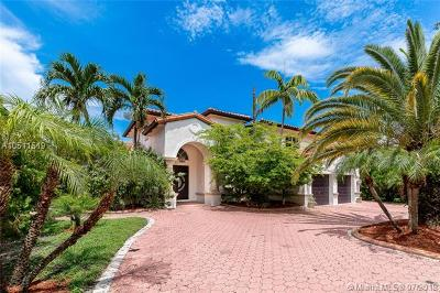 Miami Lakes Single Family Home For Sale: 15962 NW 79th Court
