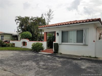 Surfside Single Family Home For Sale: 9172 Harding Ave