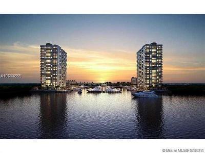 North Miami Condo For Sale: 17301 Biscayne #1401