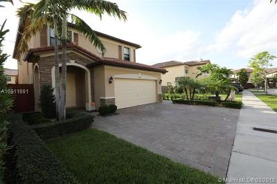Doral Single Family Home For Sale: 8800 NW 115th Court